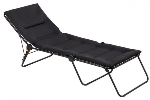 Sonnenliege und Gästebett Siesta L Air Comfort Acier