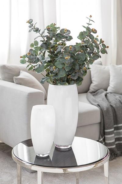AFRICA Vase aus Opalglas
