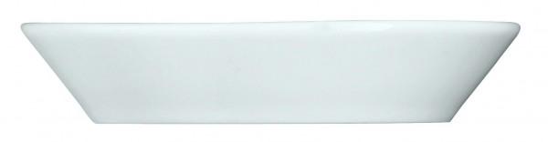 Tric Untertasse 10 cm weiß