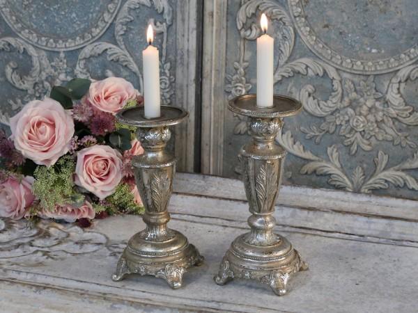Französischer Vintage Kerzenständer