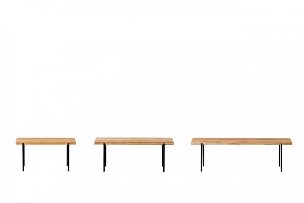 Sitzbank Eiche 01