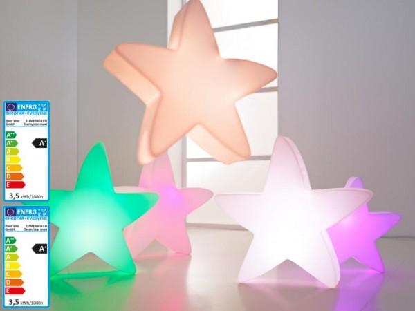 Lumenio LED - Stern mit Farbwechsel