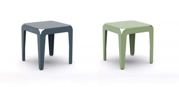 Outdoor Hocker Bended Stool