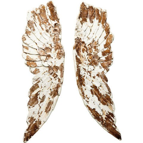 Antique Wings - Wandschmuck