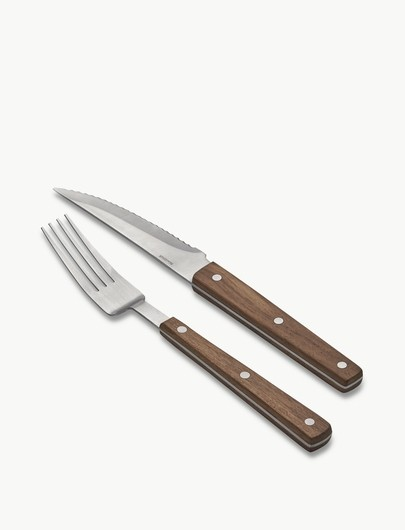 Nordic Steak Cutlery 2-tlg