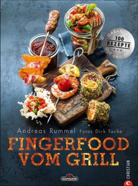 ''Fingerfood vom Grill'' Kochbuch