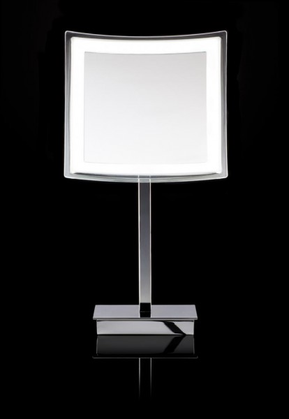 BS83 - Standkosmetikspiegel LED