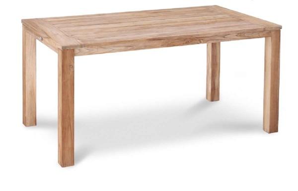 Teak-Tisch Moretti 160x90cm