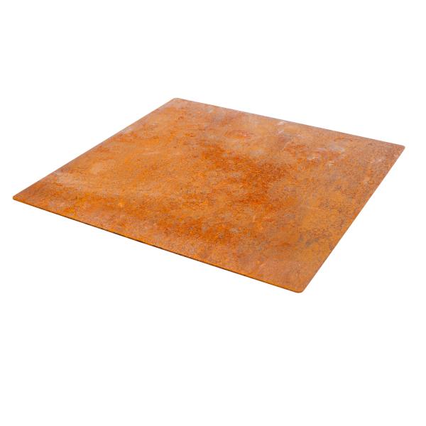 Bodenplatte für Outdoor Ofen