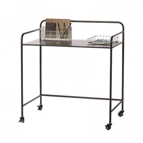 Urban - Schreibtisch schwarz 97 cm