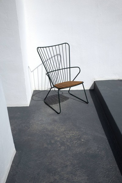 Outdoor Lounge Chair PAON