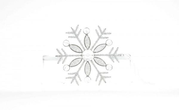Schneekristall - Anhänger