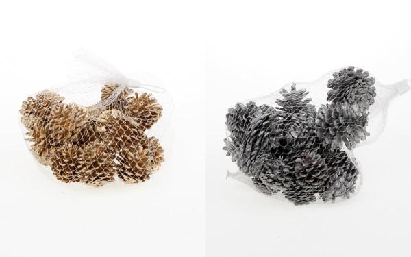 Zapfen im Netz 200 g