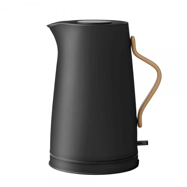 Emma - Wasserkocher schwarz matt 1,2 L