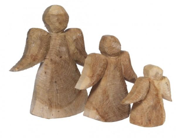 Holz Engel Pappel