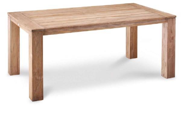 Teak-Tisch Moretti 180x100cm
