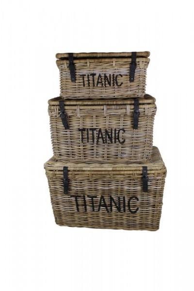 """Truhe """"Titanic"""""""