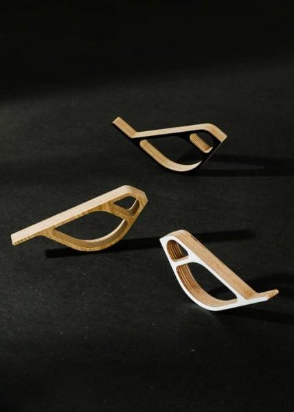 Piep & Mats Designer Holzvögel