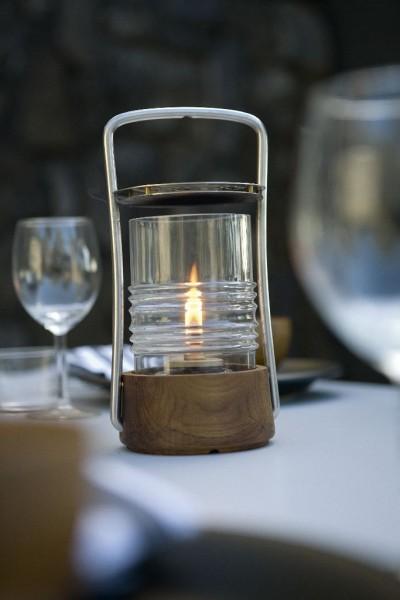 Bollard - Öllampe