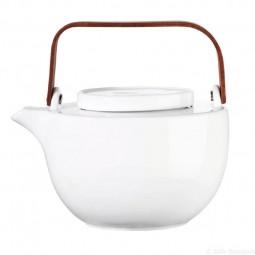 ASA Selection Teekanne oval mit Edelstahlsieb
