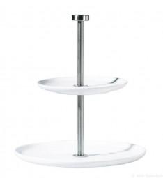 ASA Selection À table Etagere rund - h: 23,5cm